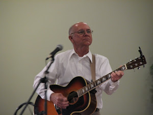Dad Templet making glorious music for God.
