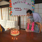 2012年 お誕生日会