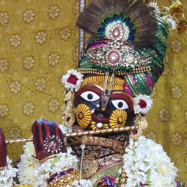 Radha Govind Devji Deity Darshan 02 Mar 2016 (2)