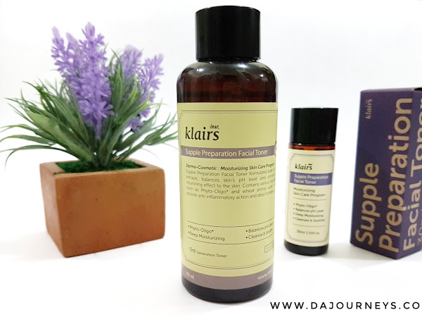 [Review] Klairs Supple Preparation Facial Toner
