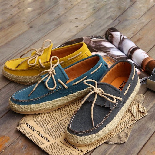 Arrival Men Causal Fashion Boat Shoes Made Man Sneaker