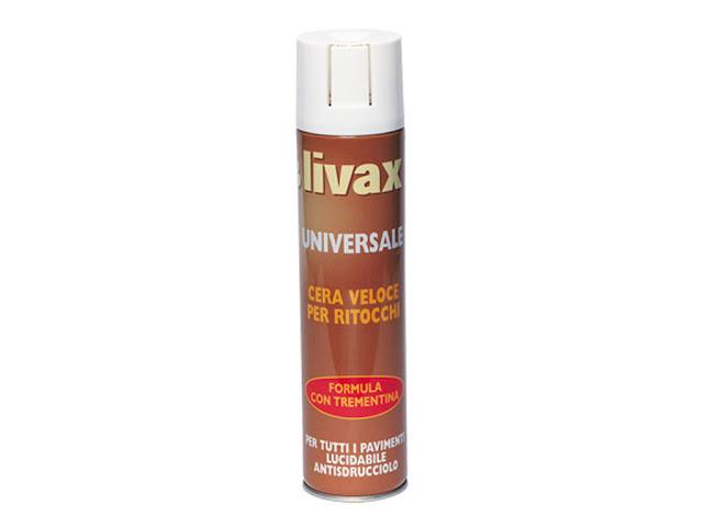 Cera Livax spray Pavimenti Universale Nuncas, offerta vendita online
