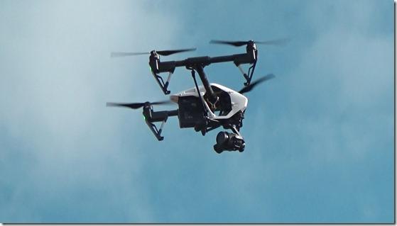 dji drone crew rally italia sardegna 8