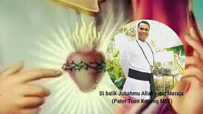 Di Balik Jubahmu Allah Yang Meraja