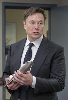 Elon musk Scientist of New era