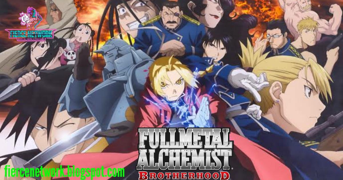 Fullmetal Alchemist: Brotherhood Season 01-02 All Episodes ...