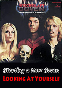 Cover of Anonymous's Book Starting a New Coven Looking At Yourself