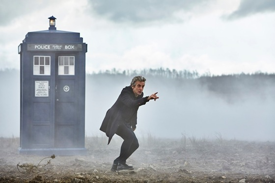 Doctor Who The Magicians Apprentice Peter Capaldi is The Doctor