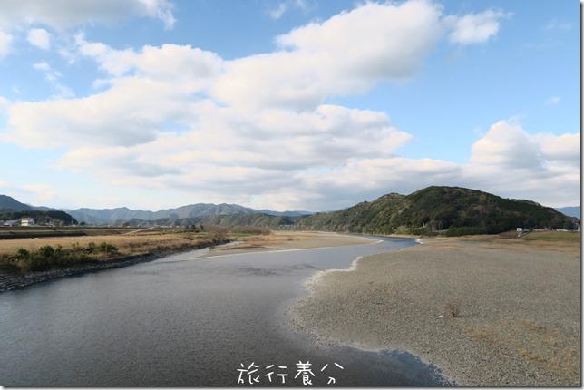 日本四國 中村 四萬十川 (13)