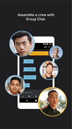 Screenshot for Grindr - Gay chat in Hong Kong Play Store