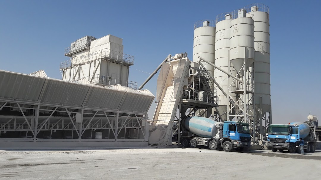 INSHAA PRECAST / BLOCKS/ READYMIX - Concrete Factory in Dammam