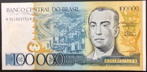 BRASÍLIA, TIRADENTES E UMA HISTÓRIA CANDANGA - Além das cédulas e moedas.