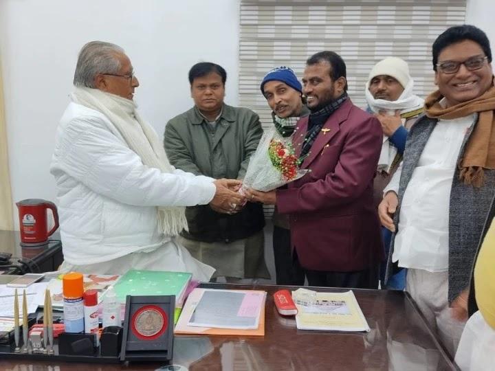 RJD नेता श्याम रजक को मिला प्रोमोशन, पार्टी ने राष्ट्रीय महासचिव पद पर किया मनोनीत