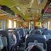2. Klasse Zug ohne AC in Thailand