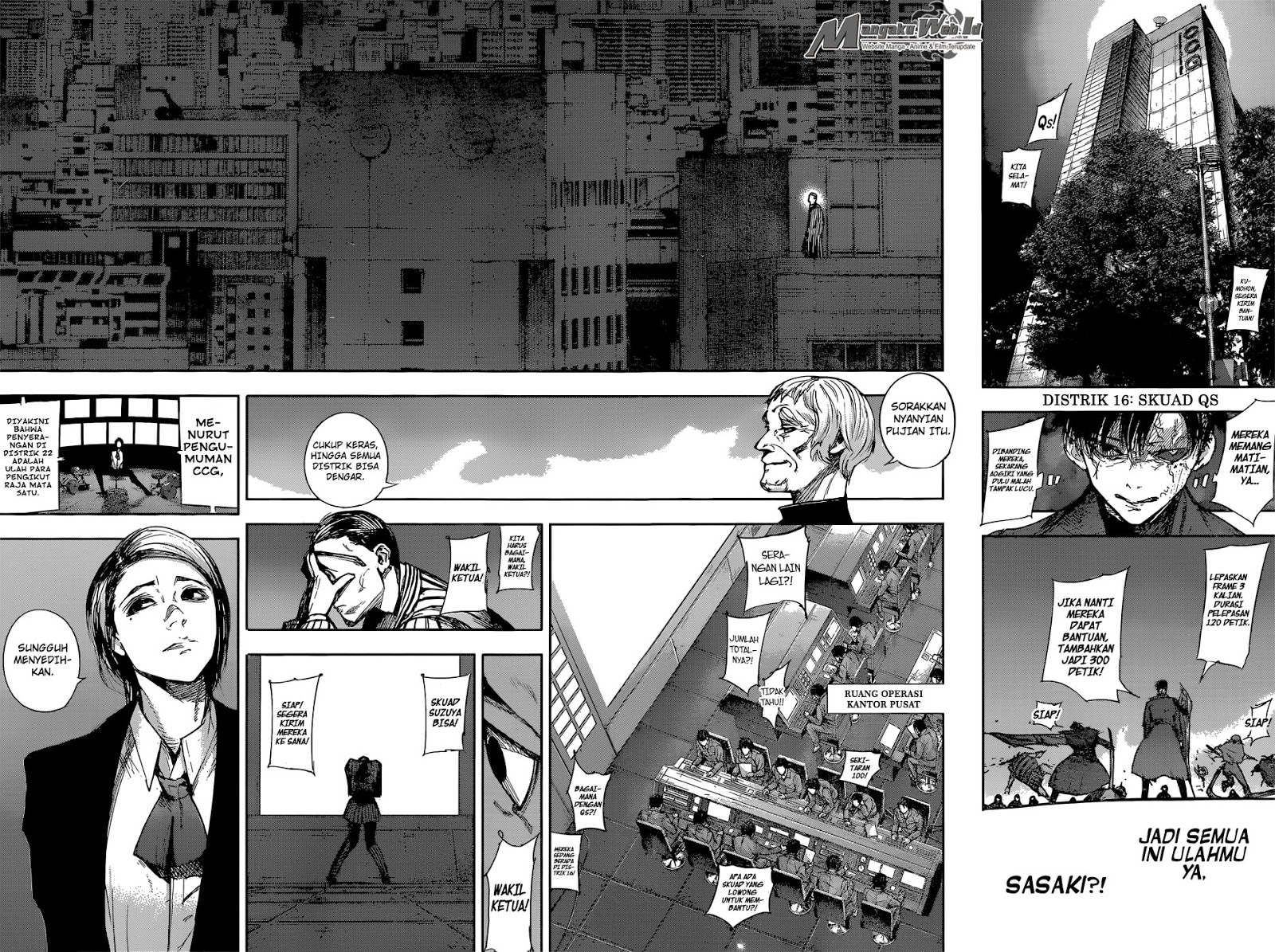 Tokyo Ghoul: Re Chapter 101-15