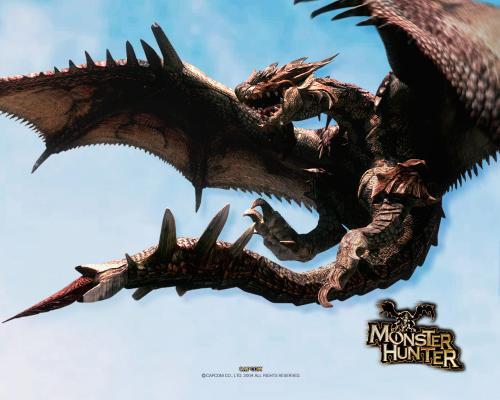 Hunting Dragon, Dragons
