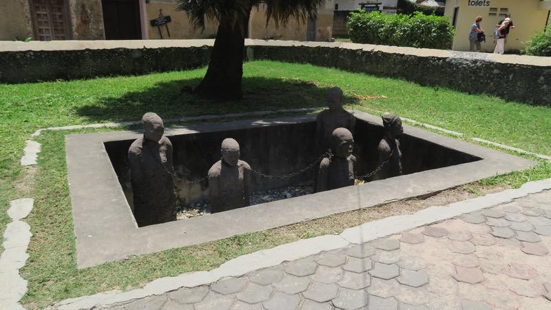 Slave Statues