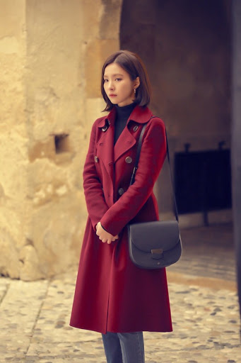 Steal Her Look: Shin Se Kyung's Chic in Red