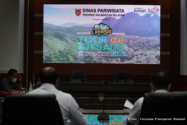 Prokes Ketat Tour de Loksado Jauhi Pemukiman