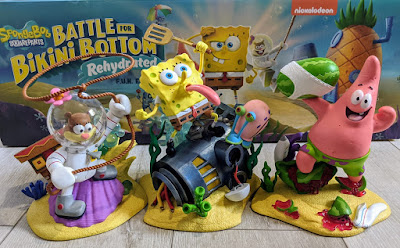Action Figure Spongebob