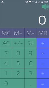 Calsic Calculator - náhled