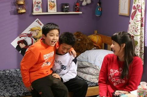 Home With Kids 4 China Web Drama