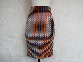 Opening Ceremony Textured Skirt
