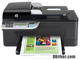 Download HP Officejet 4500 Wireless G510n Printer driver & setup