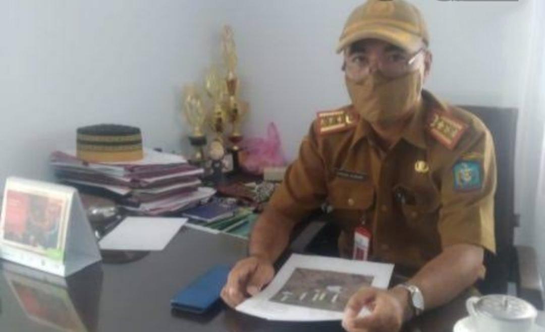 Bantuan Sarana Prasarana Budidaya Perikanan dari Kementerian Kelautan dan Perikanan RI Sebesar Rp. 300.000.000