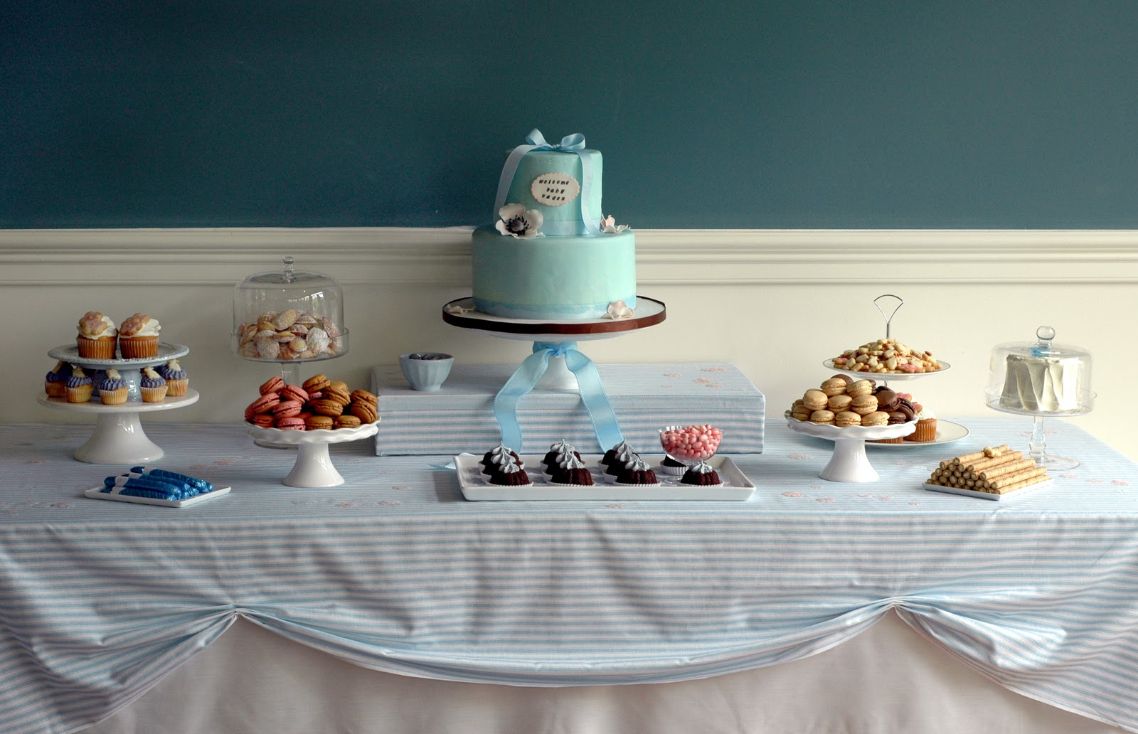 In Flight Party Ideas Baby Showers