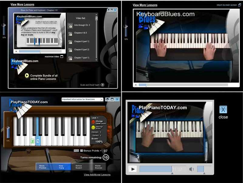 Pattern Piano and Keyboard Complete Bundle