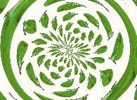 зеленая бесшовная текстура