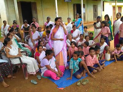 Second Self Assessment at Khatkati, Kamrup