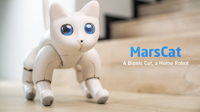 8 Robot Thecnology at 2020