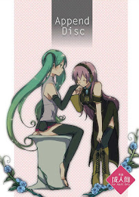 Append Disc