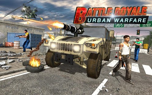 Battle Royale Urban Warfare  App Report On Mobile Action
