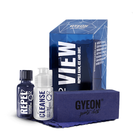 Keramisk glasförsegling - Gyeon Q2 View 20ml