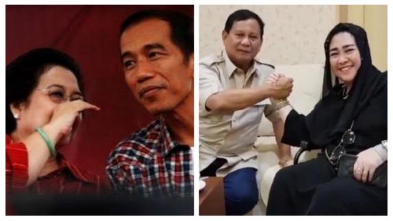 Jejak Politik Rachmawati yang Berseberangan dengan Megawati, Hingga Beda Dukungan di Pilpres