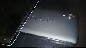 Nexus5とされる写真