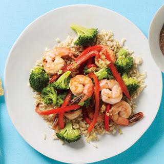 Ginger-Soy Shrimp Stir-Fry Recipe