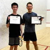 4.0 Finalists, Sam Supattapone and Carlos Braverman (Champion), Brattleboro, March 15th