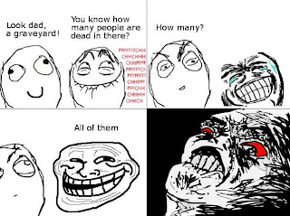 rage fffuuu trolldad graveyard how many people are dead in there, look dad a graveyard you know how many people are dead in there how manyall of them, rage comics, rage comics graveyard, rage comics troll dad, rage comics trolldad, rage comics trolldad graveyard, rage comics troll dad graveyard, troll dad graveyard, trollface, trollface graveyard, rage graveyard, graveyard