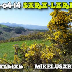 Sara-Larrun Mikel Usabiaga