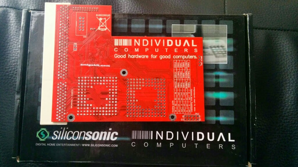 Sold Aca 1232 Accelerator With 128mb Ram