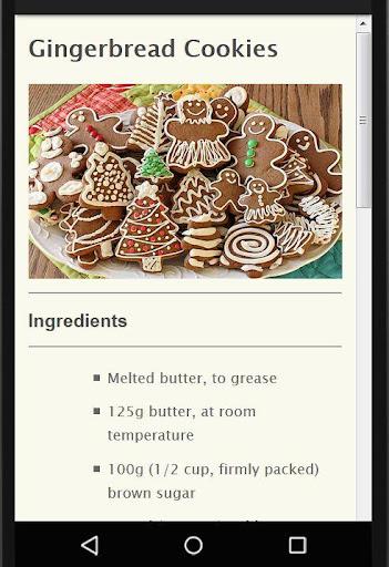 Holiday Party Recipes screenshot 2