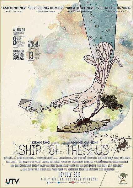 Poster Of Hindi Movie Ship of Theseus (2013) Free Download Full New Hindi Movie Watch Online At Alldownloads4u.Com
