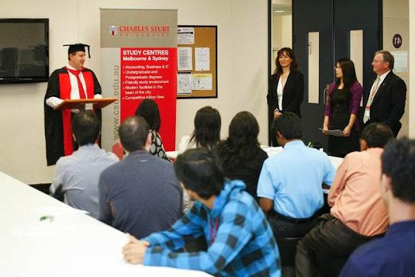 CSU Study Centres, Level 1,63 Oxford Street, Sydney NSW 2010, Australia