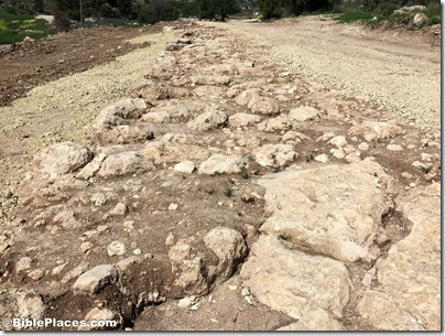 Roman road near Elah Valley, ws030817362