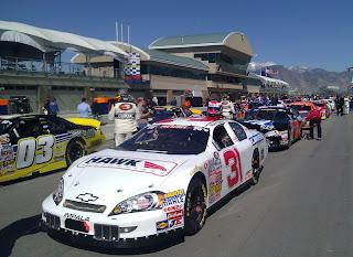 NASCAR K&N West at Miller