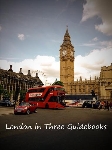 London in Three Guidebooks
